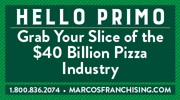 Interested in a Marco's Pizza Franchise