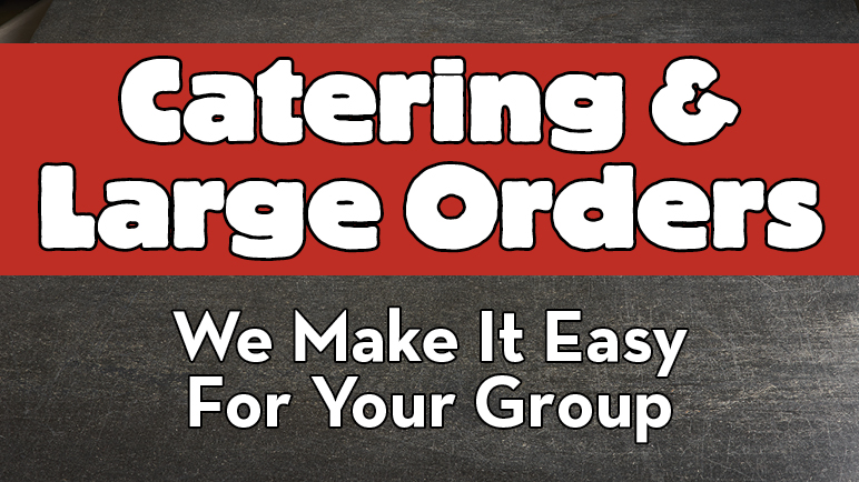 Marco's Pizza Catering and Large Orders