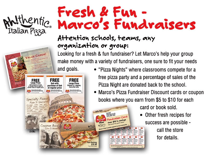 Marco's pizza discount coupons