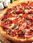 Marco's Pizza - All Meat Pizza